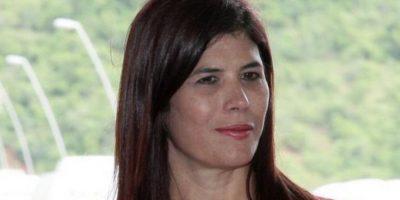 Ministra de Transporte, Natalia Abello