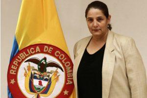 Ministra de Cultura, Mariana Garcés