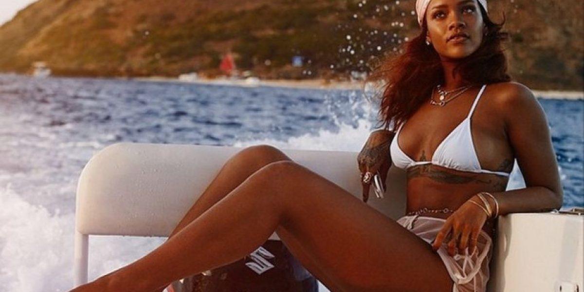 Rihanna comparte su increíble sesión fotográfica en Honolulu