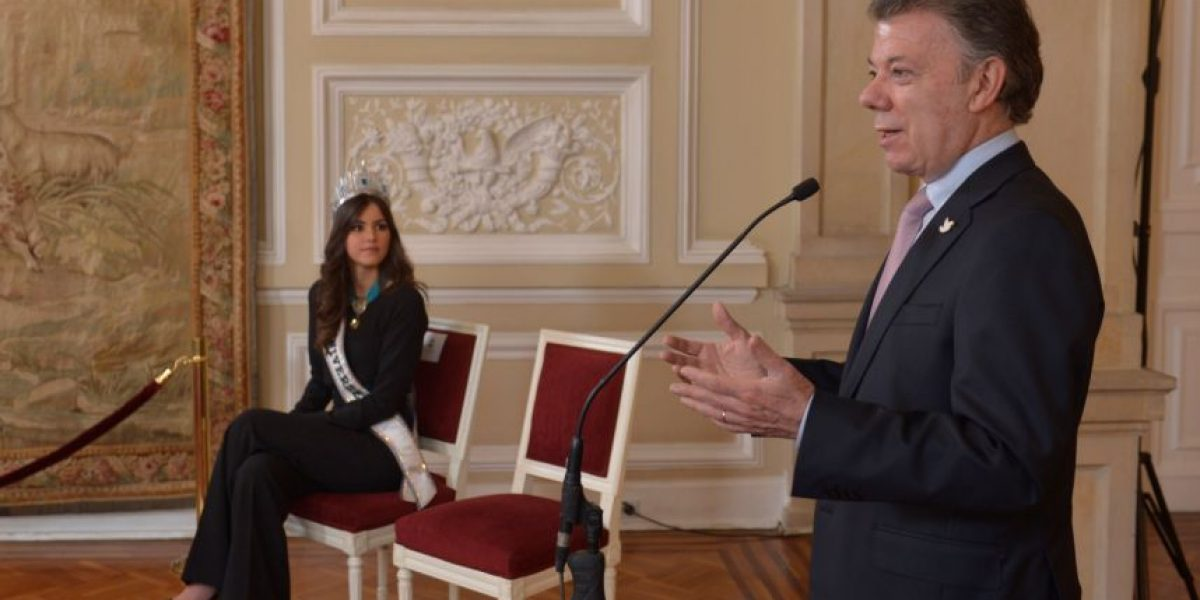 Paulina, nombrada embajadora contra desnutrición infantil