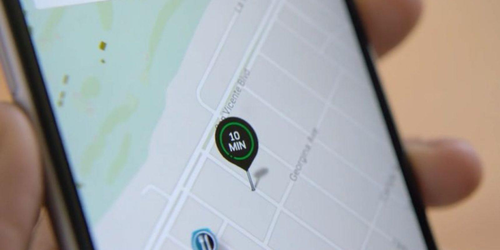 Uber Eats les dirá en cuánto tiempo llegará lo que piden. Foto:Uber