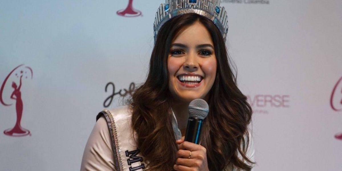 """""""Donald Trump sabe que soy más que una cara bonita"""": Paulina Vega"""