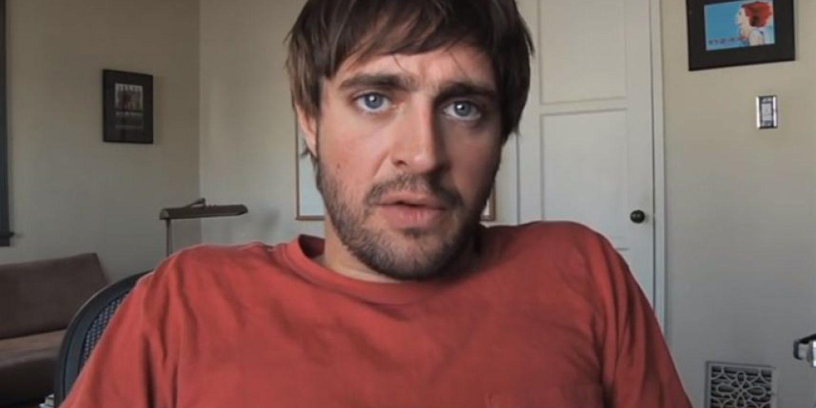 Él es Patrick Moote Foto:Vía Youtube