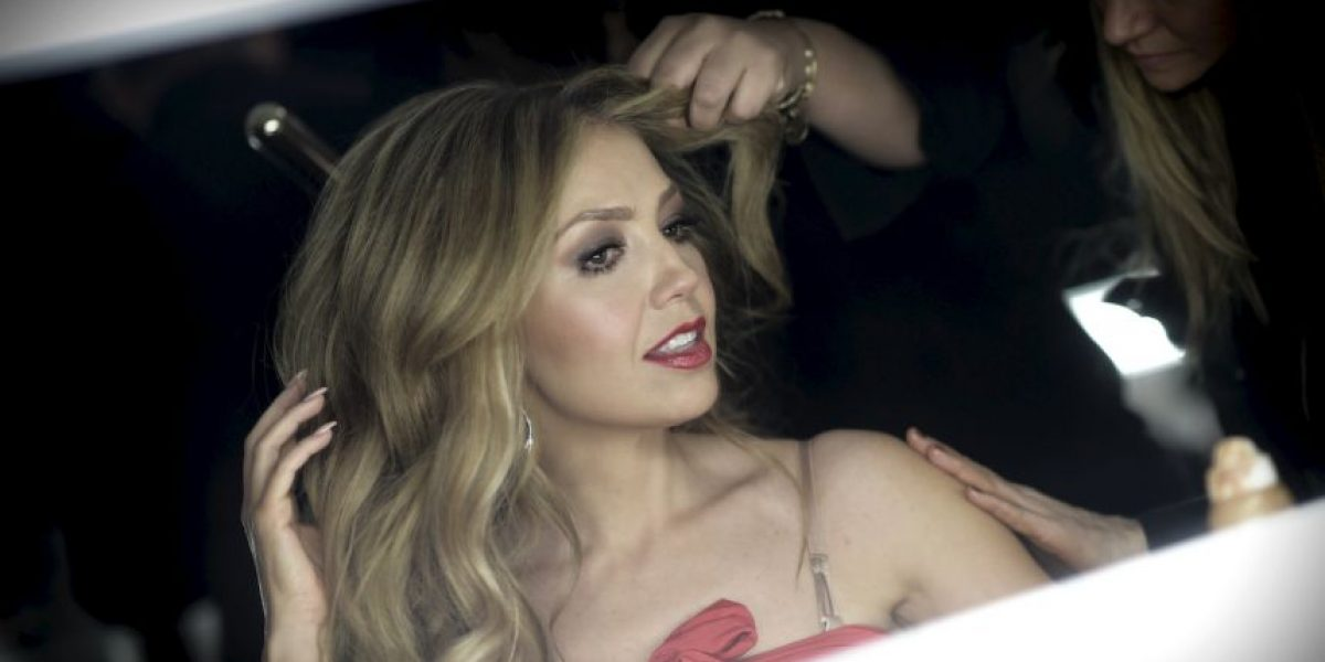 Thalía estrena el video de su canción