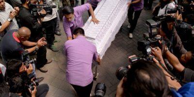 6. Se tardaron 27 minutos en confirmar su muerte Foto:AFP