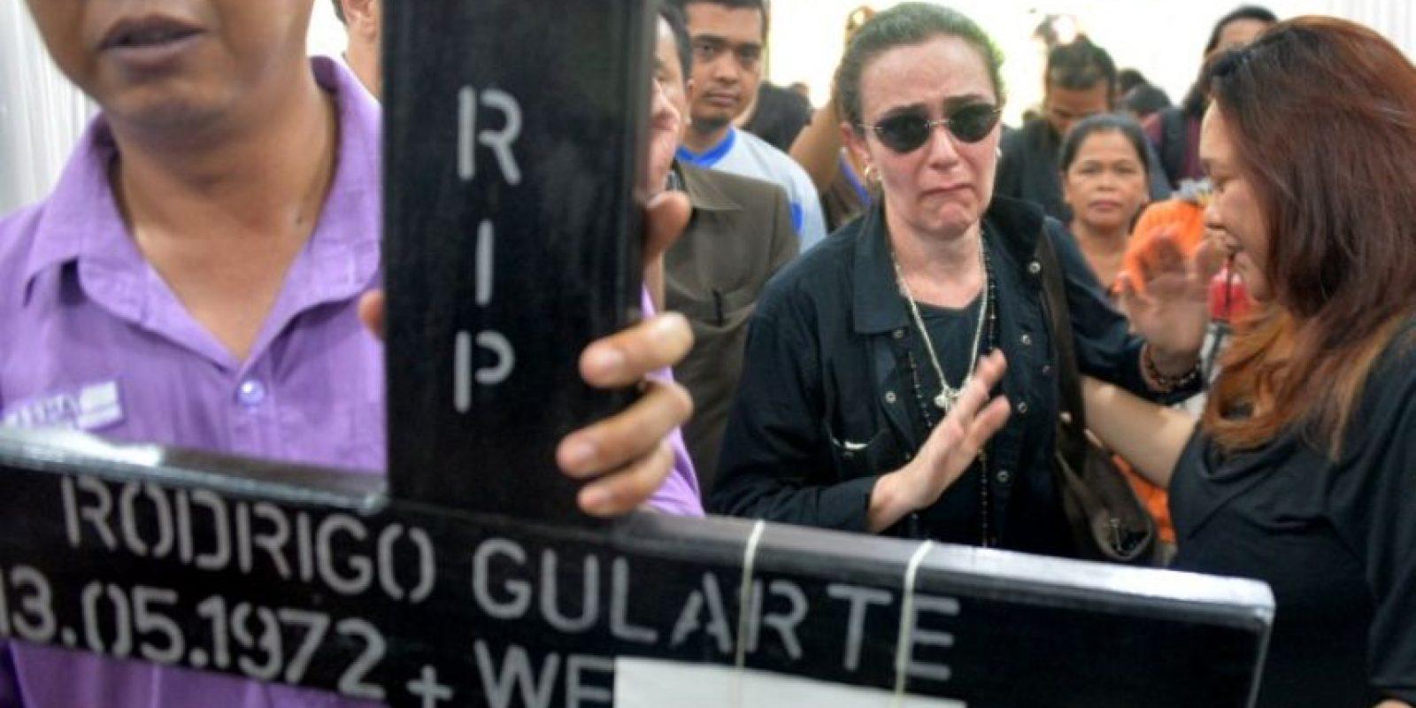 Australia retiró a su embajador de Indonesia ante estos hechos. Foto:AFP