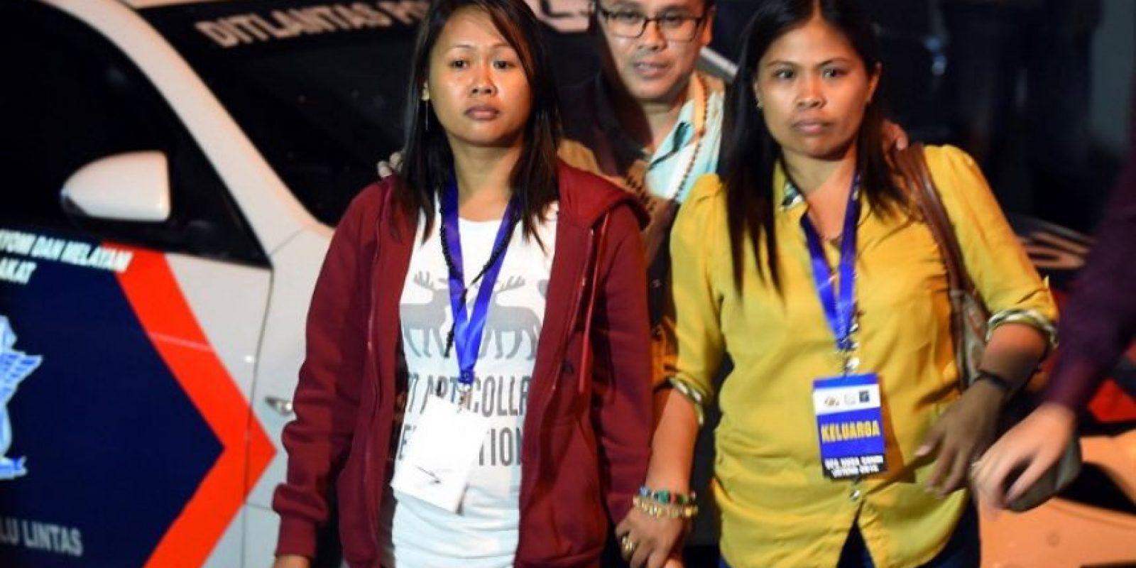 De acuerdo al pastor que estuvo en sus últimos momentos, cantaron canciones religiosas Foto:AFP