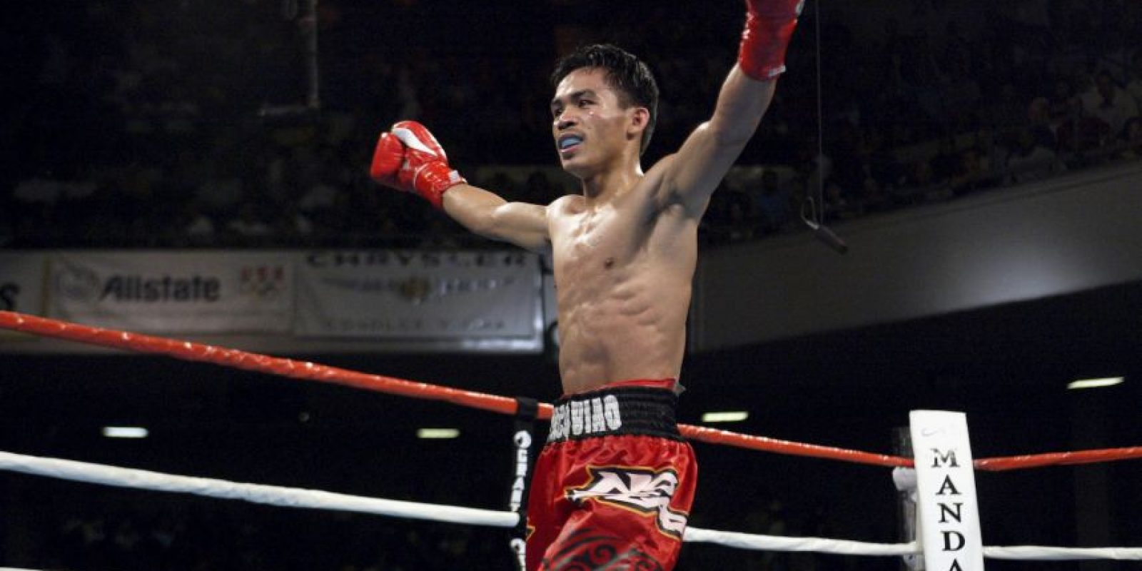 """Pacman"" en 2003 Foto: Getty Images"