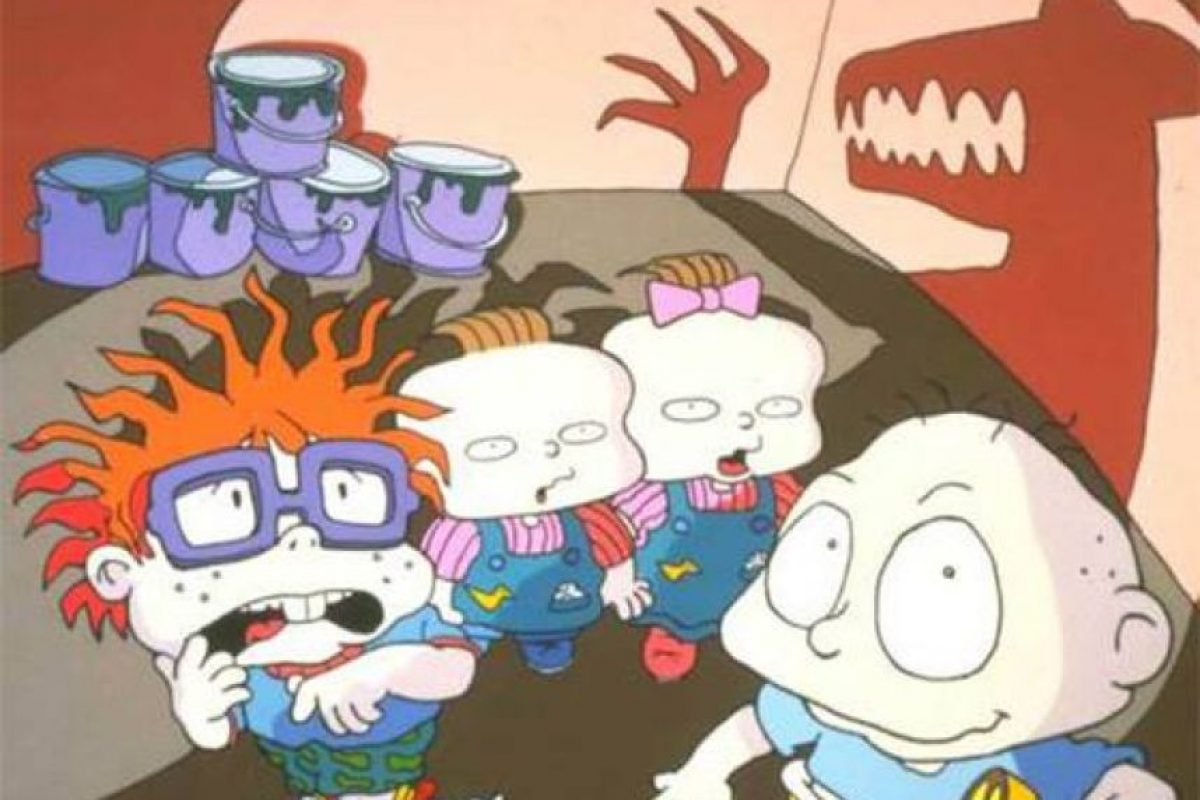 Esta serie narraba las aventuras de un grupo de bebés que se enfrentan a todo tipo de aventuras. Foto:Vía Facebook.com/rugrats