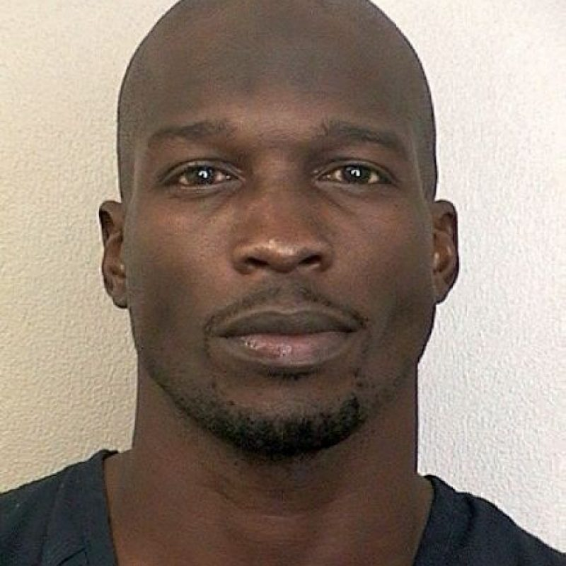 Chad Johnson, detenido por violencia doméstica Foto: Getty Images