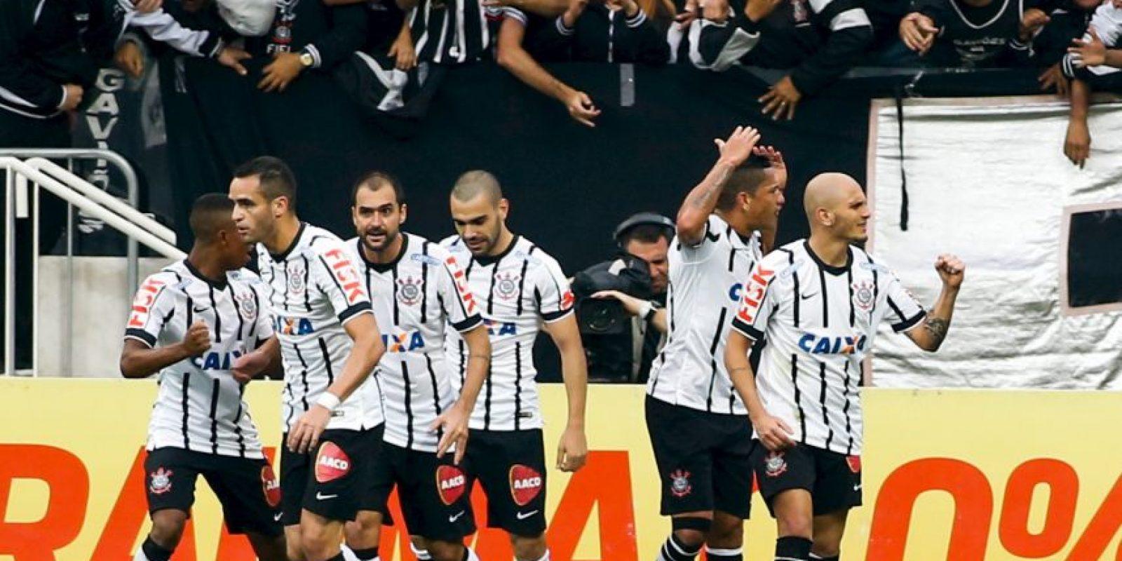 1. Corinthians (Brasil) Foto:Getty Images