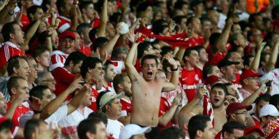 110 mil 951 aficionados en tres partidos. Foto:Getty Images