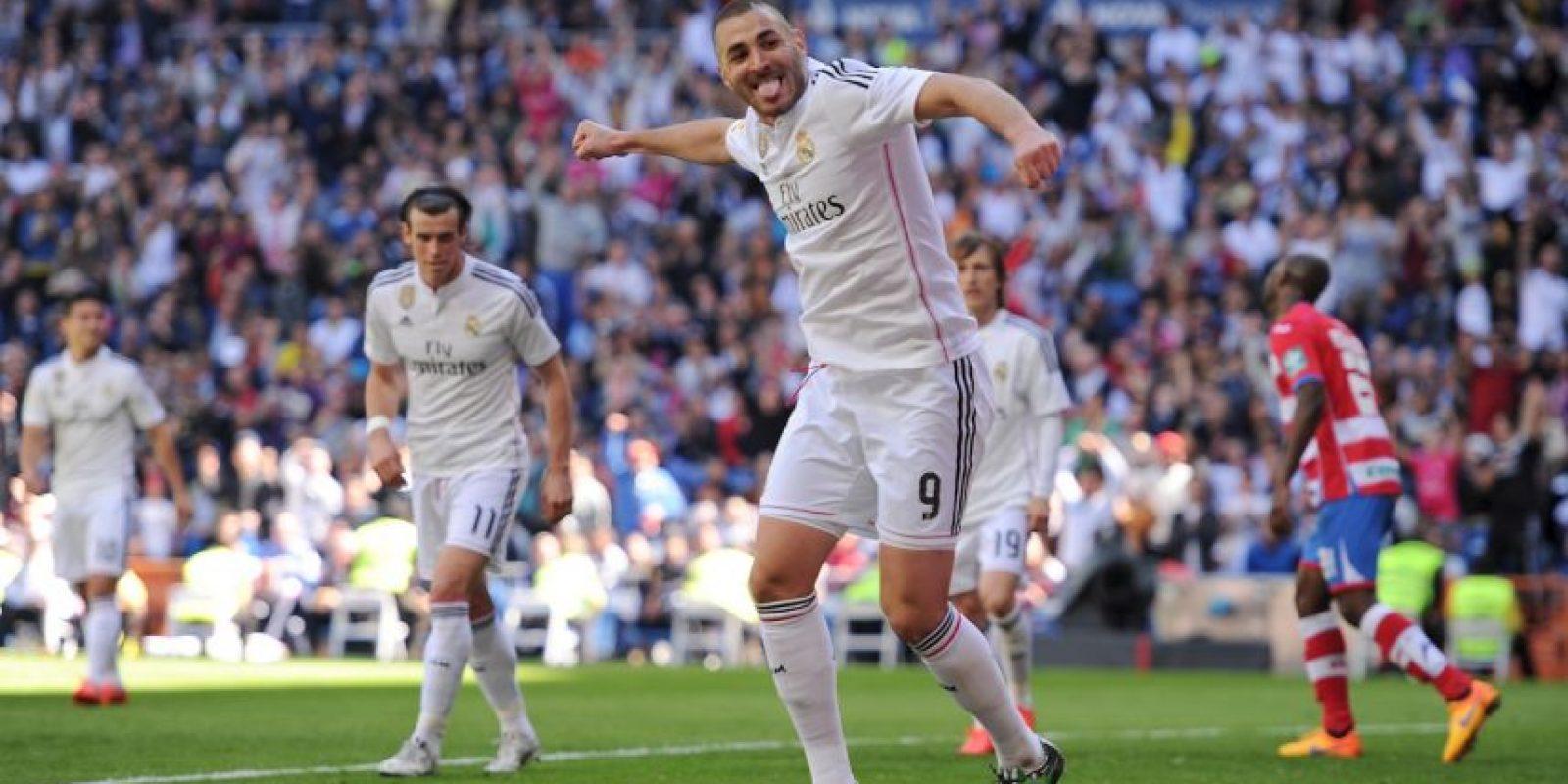 El francés Benzema está recuperado Foto:Getty Images