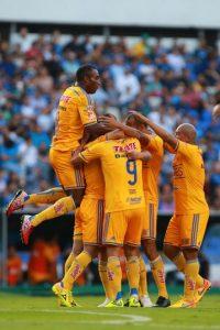 4. Tigres UANL (México) Foto:Getty Images