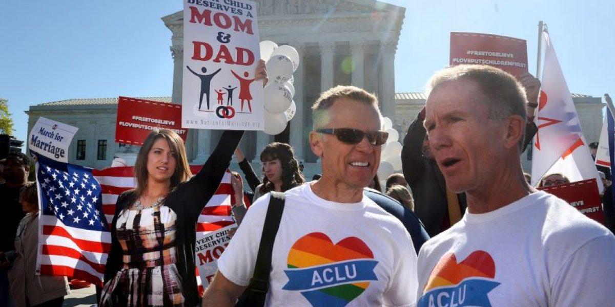 Estados Unidos discute el matrimonio gay como derecho constitucional