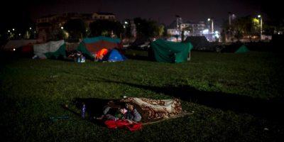 10. Los hospitales están llenos. Foto:Getty Images