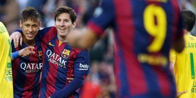 """Sin embargo, ante Getafe se revindicó marcando un gol gracias a un """"penal a lo Panenka"""". Foto:Getty Images"""