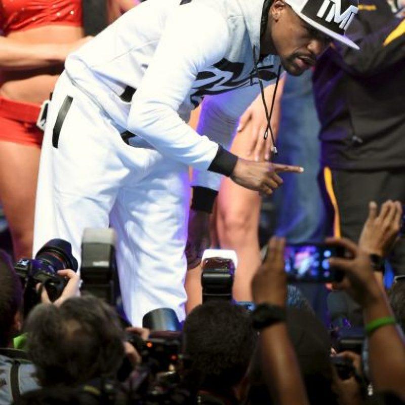 """El rapero Doug E. Fresh y el comediante Ricky Smiley presentaron a """"Money"""" Foto:Getty Images"""