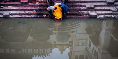 """5. El Gobierno de Nepal estima que la reconstrucción de Nepal costará unos cinco mil millones de dólares. El periódico español """"El Mundo"""" detalló que la reconstrucción equivale al 20% del Producto Interno Bruto (PIB) de Nepal. Foto:Getty Images"""