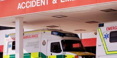 Hutchinson trabajaba en la sección de emergencias del hospital John Radcliffe de Oxford. Foto:Getty images