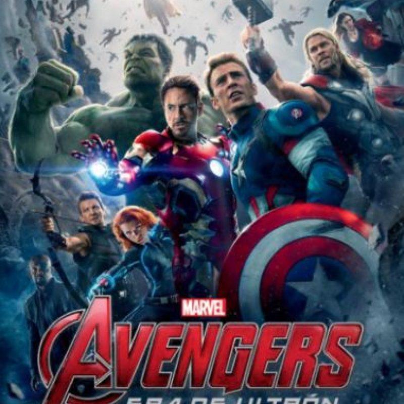 """""""Avengers: La era de Ultrón"""" se estrenará a nivel mundial el 30 de abril. Foto:Facebook/Avengers"""
