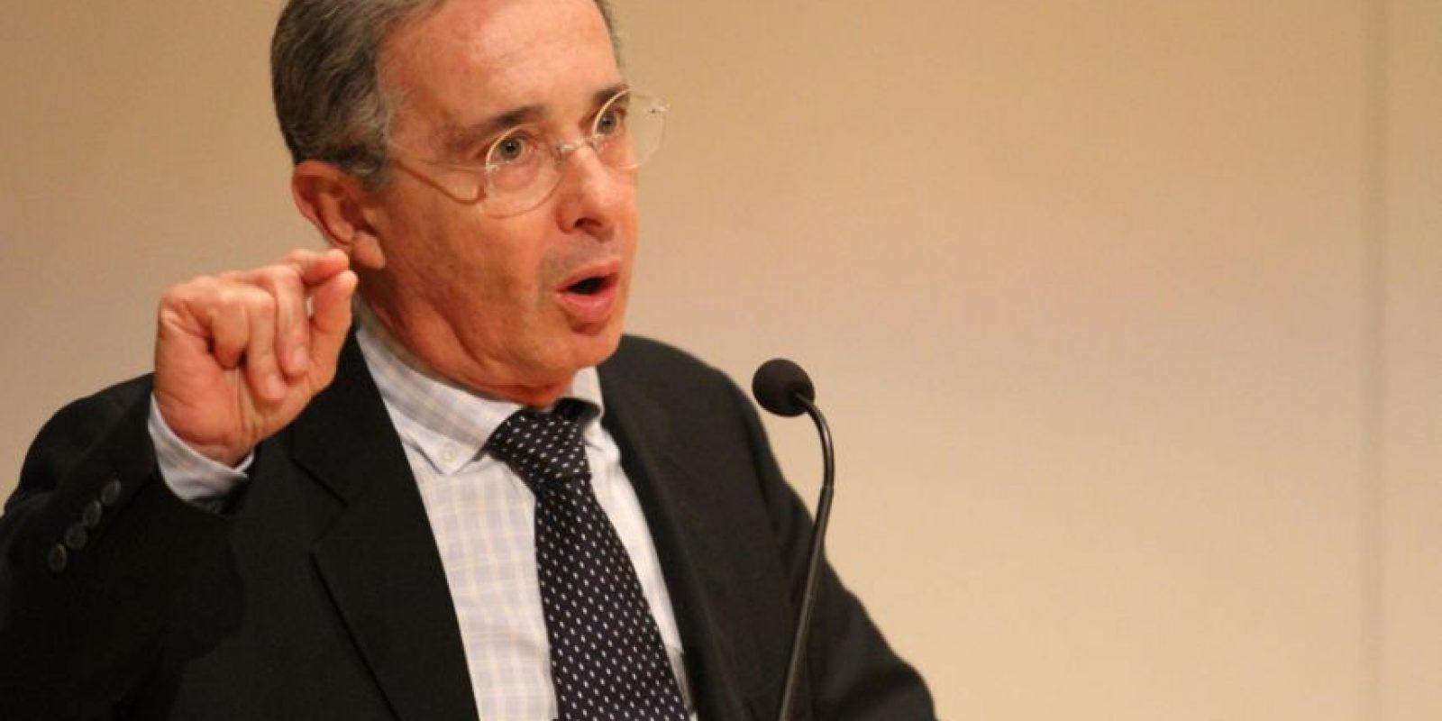 Revelaron el lado más tierno del expresidente Álvaro Uribe Foto:Archivo.