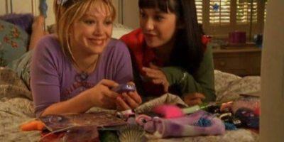 """Lizzie McGuire"" es una serie de Disney Channel que protagonizó Hilary Duff Foto:Facebook/LizzieMcGuire"