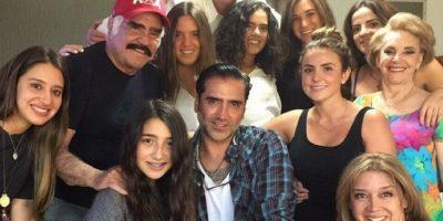 El hashtag utilizado fue #AFestejaralPotrillo. Foto:Instagram/Alexoficial