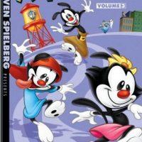 """Los hermanos Warner: """"Yakko"""", """"Wakko"""" y """"Dot"""", son tres personajes que fueron creados para participar en la serie """"Looney Tunes"""", pero por su salvaje comportamiento fueron encerrados hasta que lograron escapar. Foto:Amazon"""