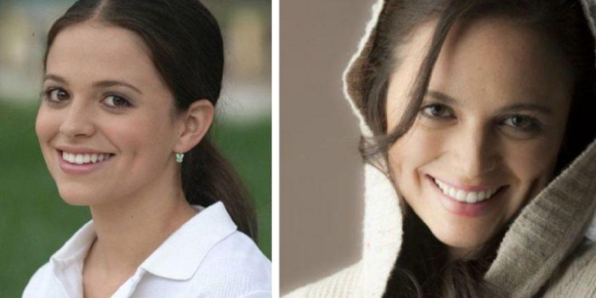 Fotos: Así ha cambiado la actriz que interpretó a Gaby en el Fiscal