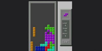 Tetris. Fue lanzado el 6 de junio de 1984 Foto:flickr.com/photos/montage_man/