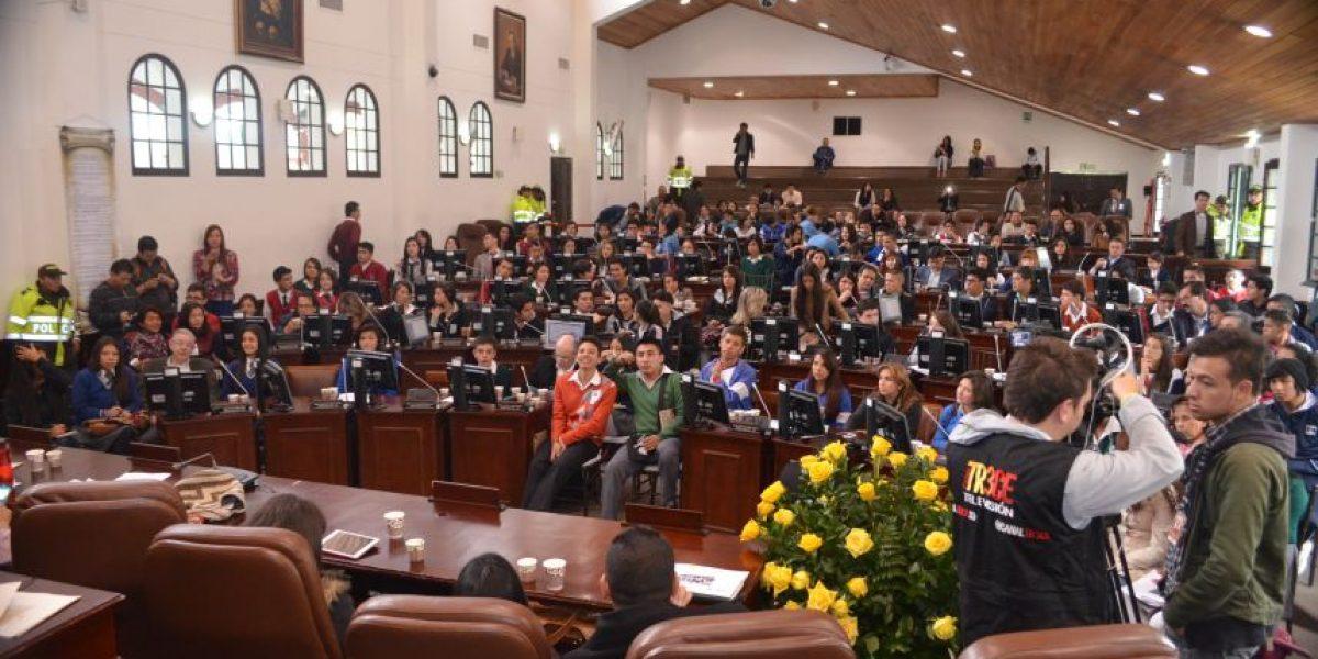 FOTOS: Estos son los concejales más 'boleta' de Bogotá