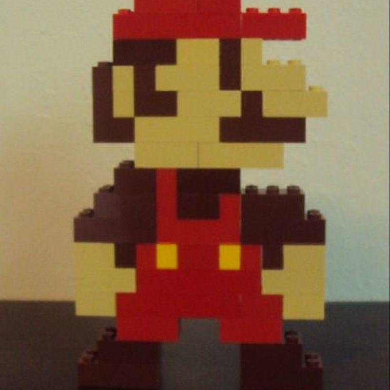 Super Mario Bros. ¿Se necesita alguna descripción? Foto:Loserkid5150
