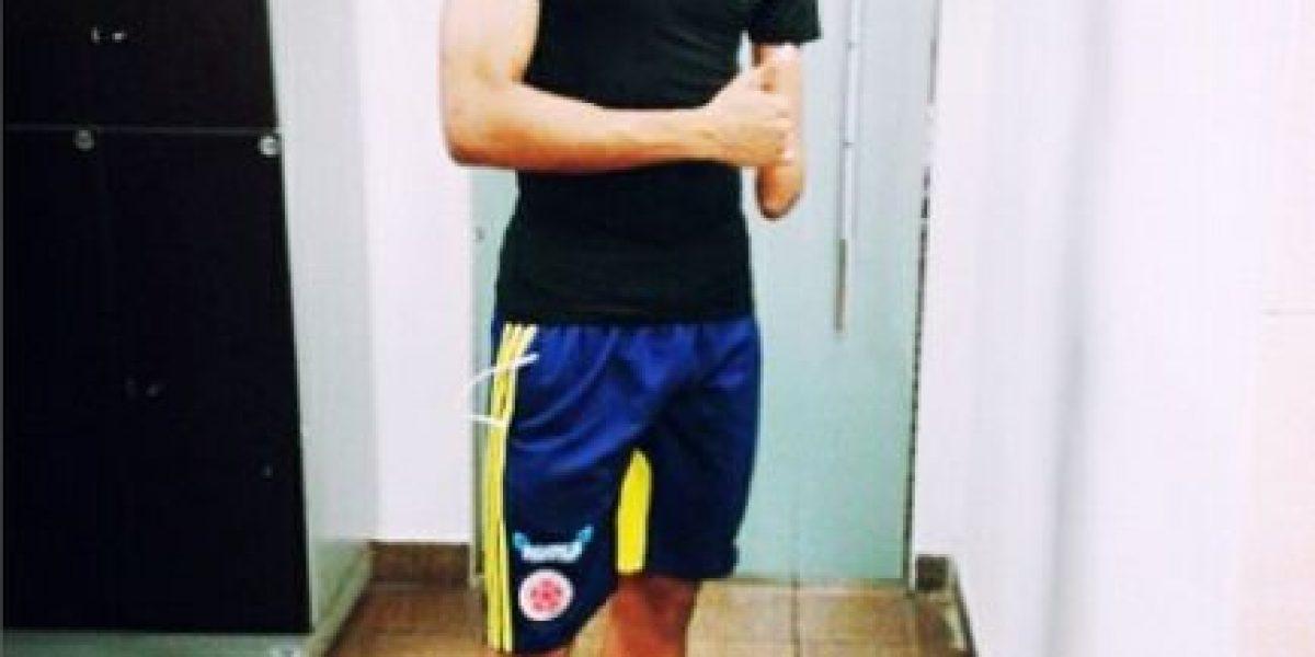 Lorenzo Orellano, la figura juvenil de Uniautónoma sin un antebrazo