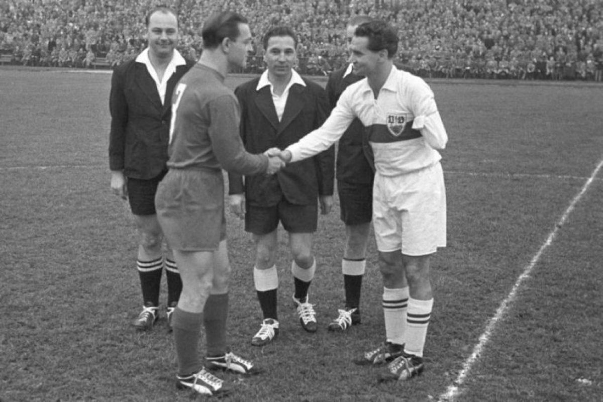 Héctor Castro, figura de la selección uruguaya de los años 1930. Foto:Tomada de trescuatrotres.es