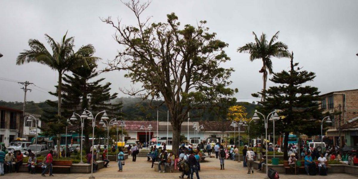 Así llevan salud a uno de los pueblos más violentos de Colombia