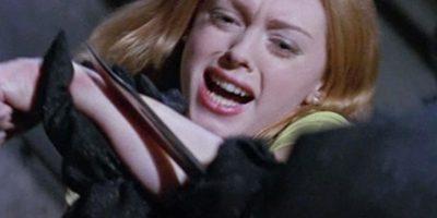 """Rose McGowan era """"Tatum Riley"""", la voluntariosa amiga de """"Sidney"""". Ella también termina asesinada. Foto:vía Woods Entertainment"""