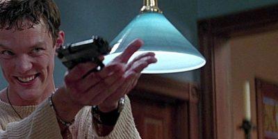 """Matthew Lillard era """"Stu Macher"""", el otro cómplice de """"Billy"""" y quien también se disfrazaba de """"Ghostface"""". Foto:vía Woods Entertainment"""