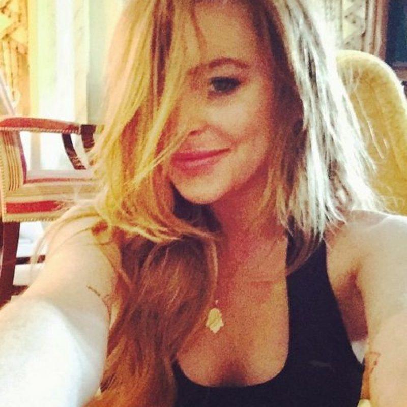 Lindsay Lohan Foto:instagram.com/lindsaylohan/