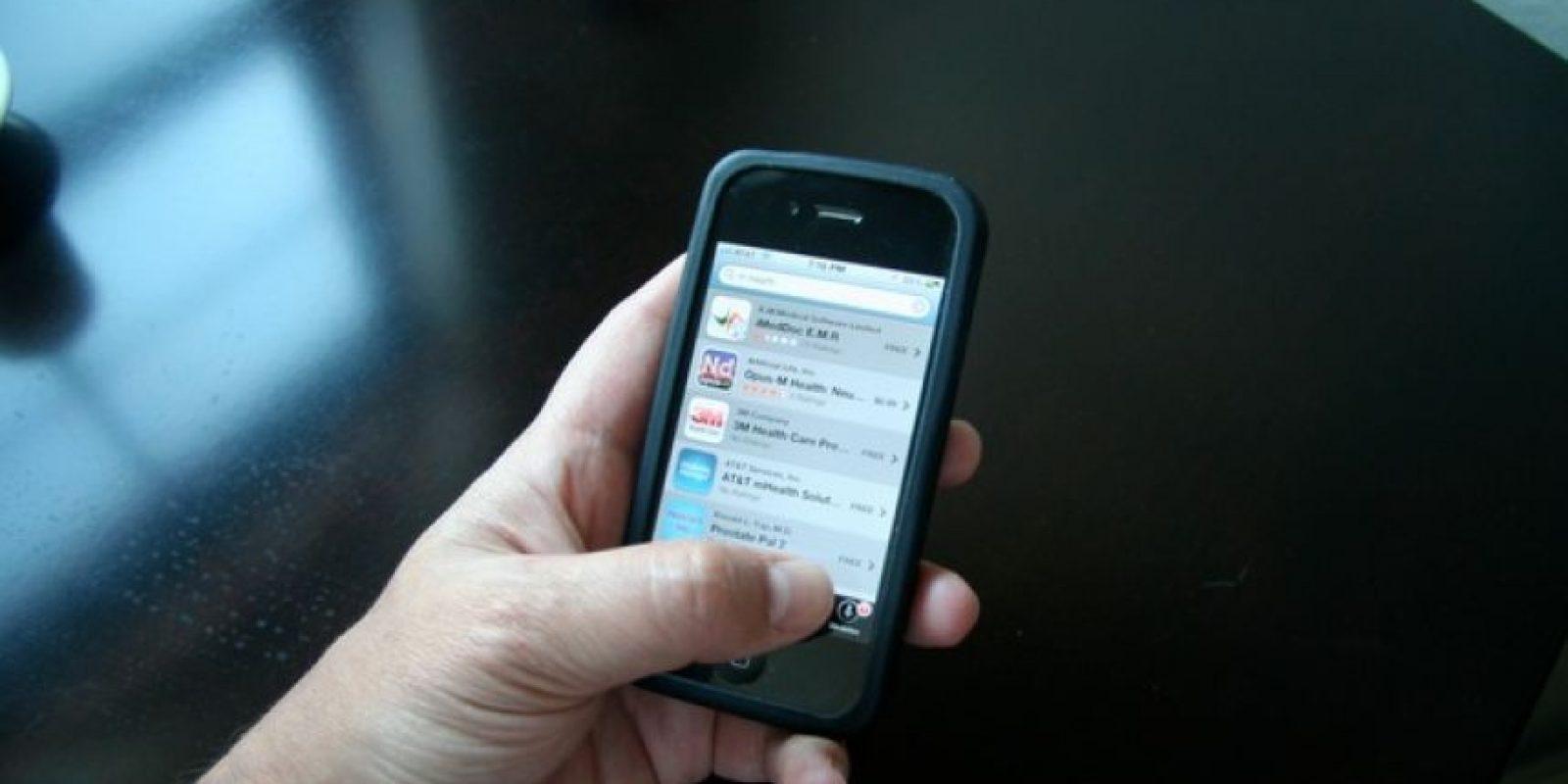 6. Cada vez que los niños usan dispositivos móviles, se separan de su entorno, de amigos y familiares. Foto:Pixabay