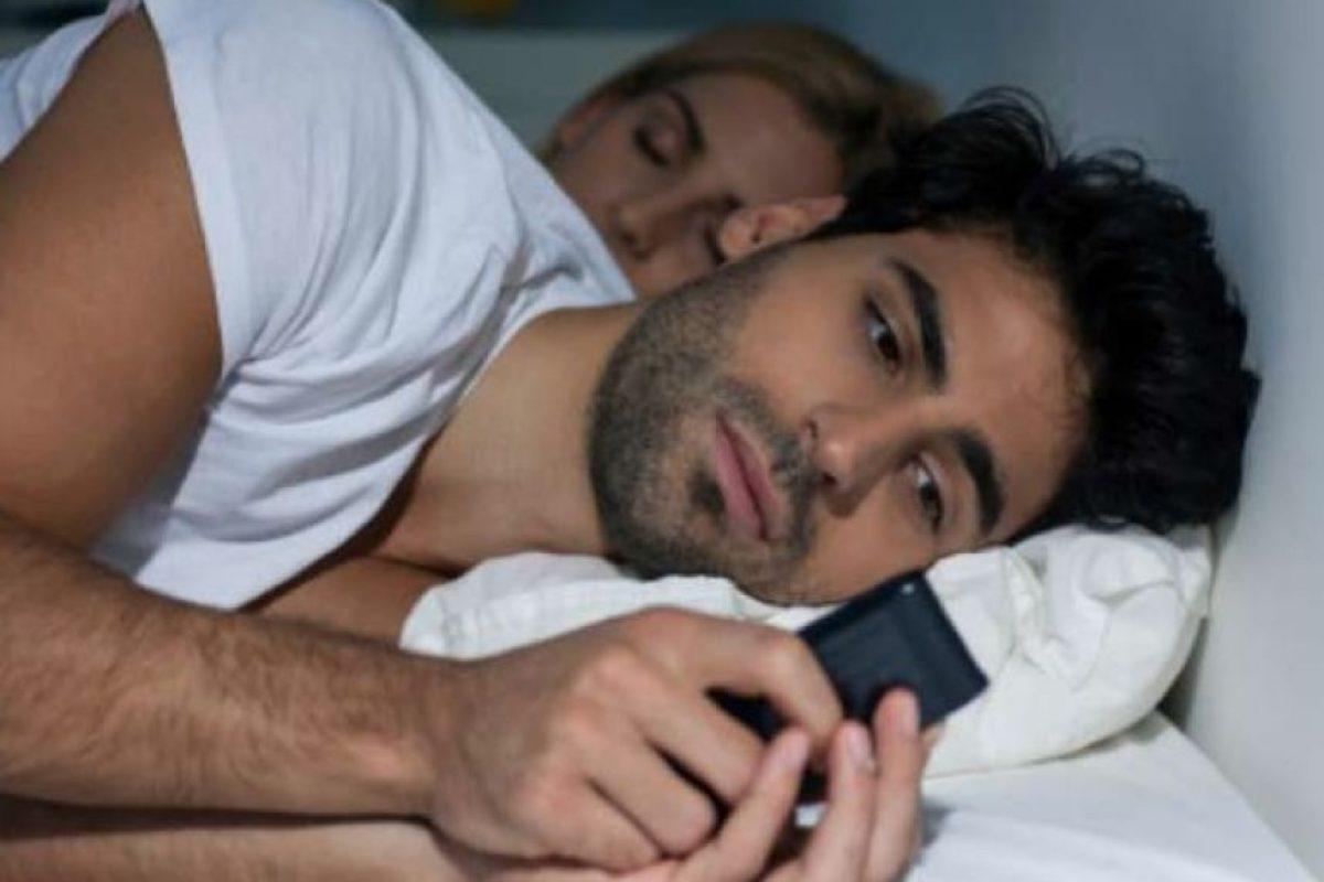 Ya que es muy posible que todo se tambalee cuando se encuentra a una persona con la que existe un poderoso vínculo no sólo en el campo sexual, sino también en la faceta mental. Foto:Pinterest