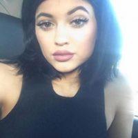 Los labios carnosos de Kylie Jenner son ultra populares. Foto:vía Instagram/Kylie Jenner