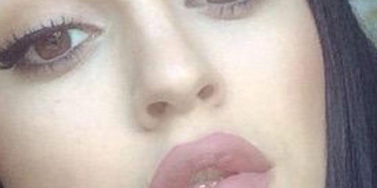 Ella insiste en que son naturales. Foto:vía Instagram/Kylie Jenner