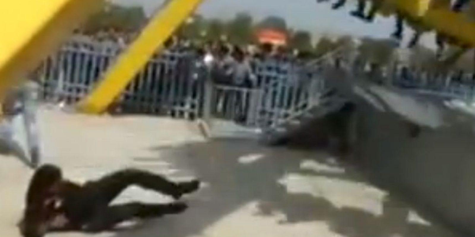 Accidente en parque de diversiones de Irak Foto:Wikimedia