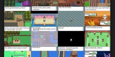 Los juegos de Pokémon son muy variados y son exclusivos de Nintendo Foto:shintei.deviantart.com