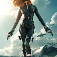 Scarlett Johansson Foto:Vía facebook.com/CaptainAmerica