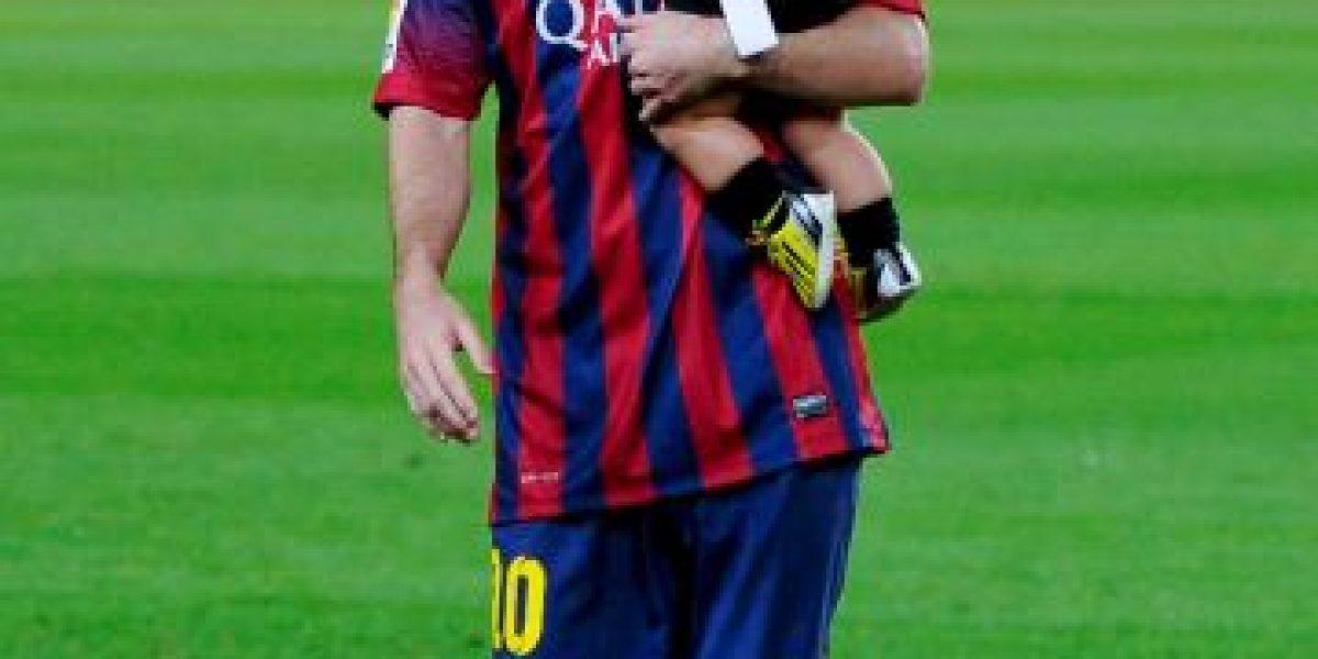 Lionel Messi será padre por segunda vez
