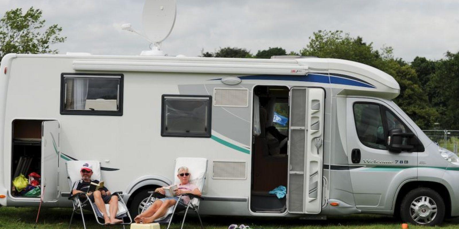 """Sí, en el sitio de ventas online """"E-Bay"""" se ofrecen varios """"campers"""" desde 3 mil 051 dólares. Foto:Getty Images"""