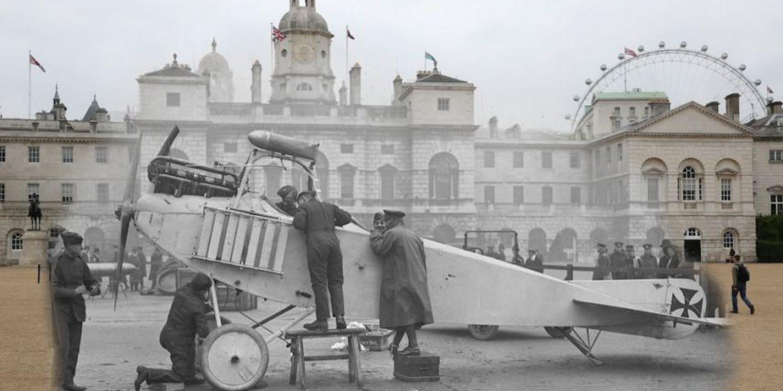 World War I (Primera Guerra Mundial) – Conflicto armado desarrollado entre 1914 y 1918. Foto:Getty Images