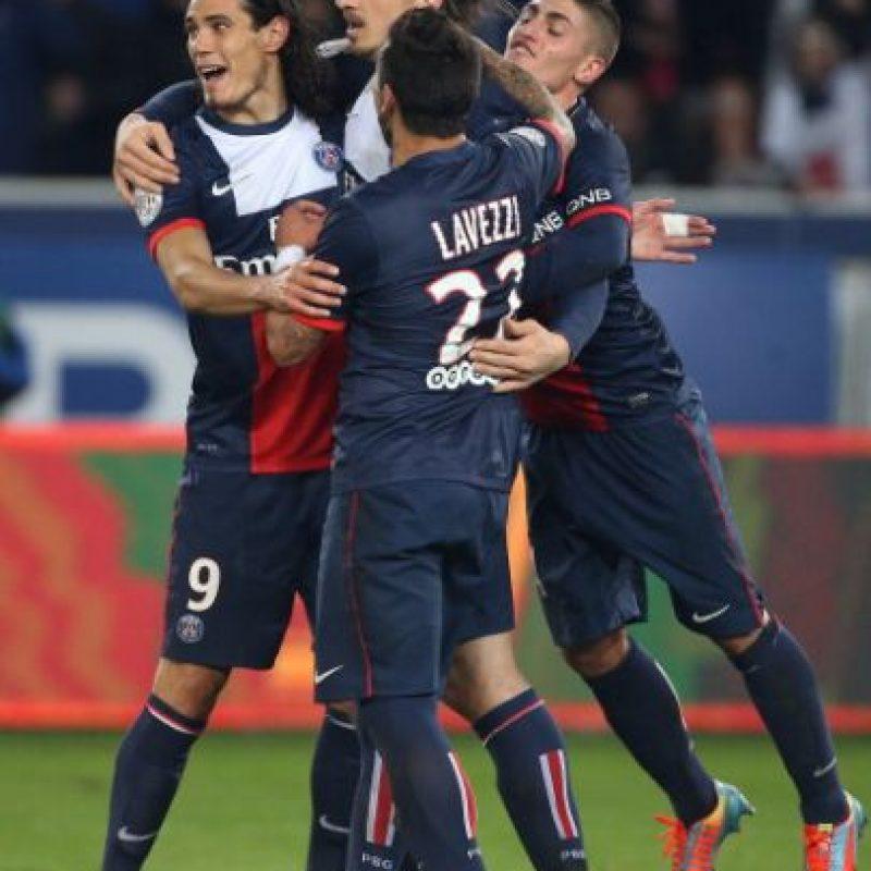 Juntos han marcado 60 goles. Foto:Getty Images